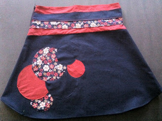 idée couture jupe