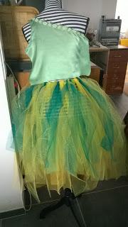 robe fée clochette