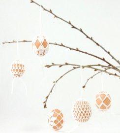 Filet à Oeufs de Pâques