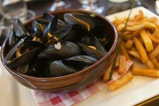 moules bretonnes