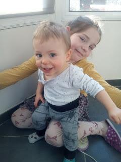 Sarouel bébé couture