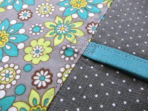Coudre un Organiseur de poche pour pinceaux, crochets ou crayons