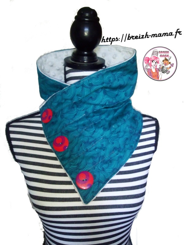 couture col snood