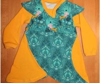 patron robe sirena