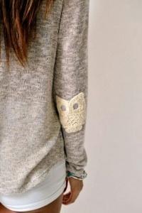 <inspiration customisation coudières hibou