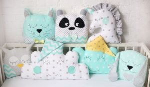 Coussin animaux