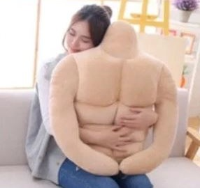 coussin homme