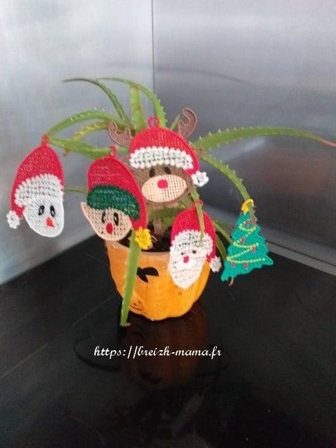 Décoration Noël FSL