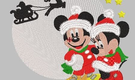Concours Broderie Noël