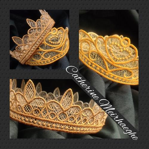Les couronnes de Catherine