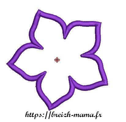 ITH Motif broderie Lingette fleur2