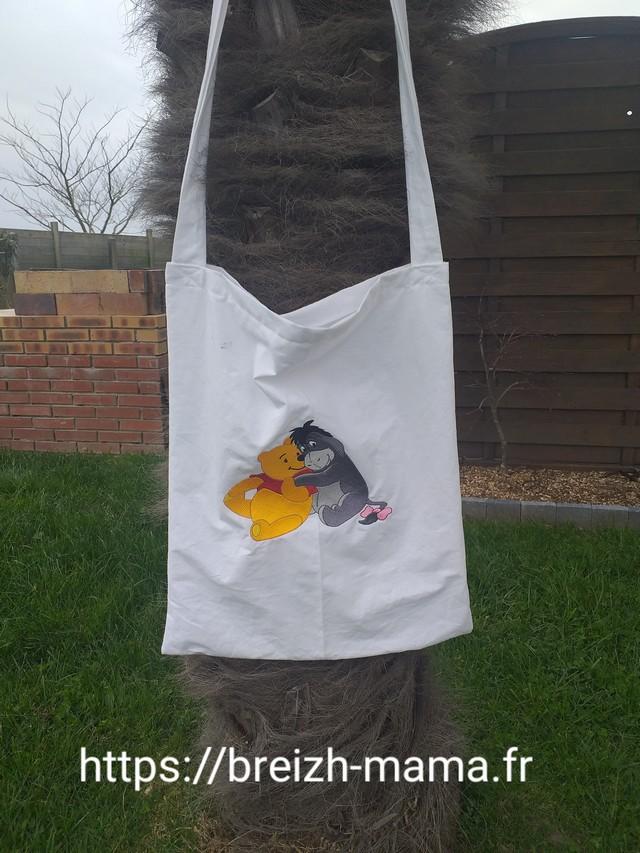 Tote bag Winnie l ourson